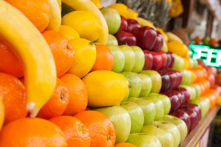 build brand loyalty by giving the customer a reason to come back, like free fruit