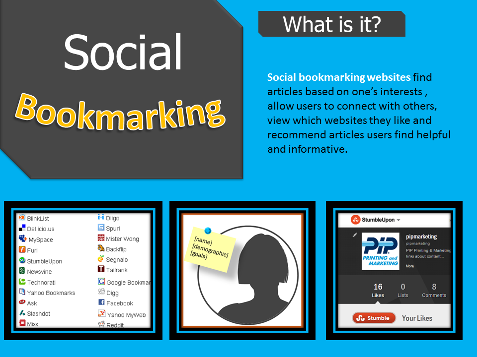 Social Book Marking