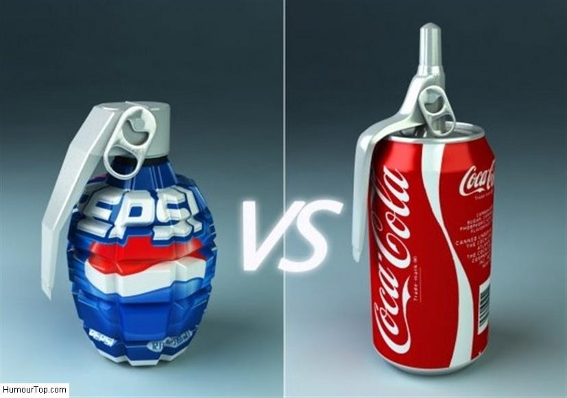 Coke vs Pepsi Social Showdown