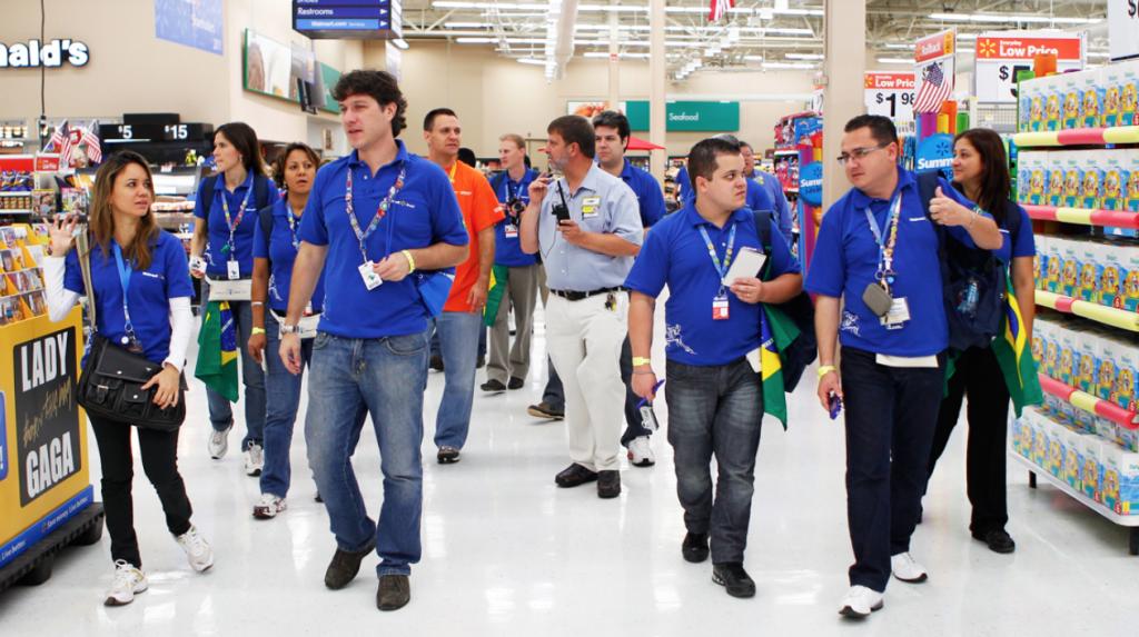Walmart tiene dos millones de empleados en el mundo