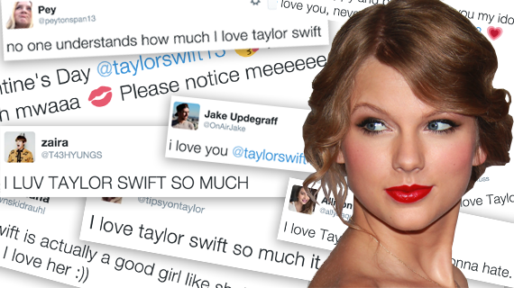 Twitter S Most Powerful Taylor Swift Fans Brandwatch