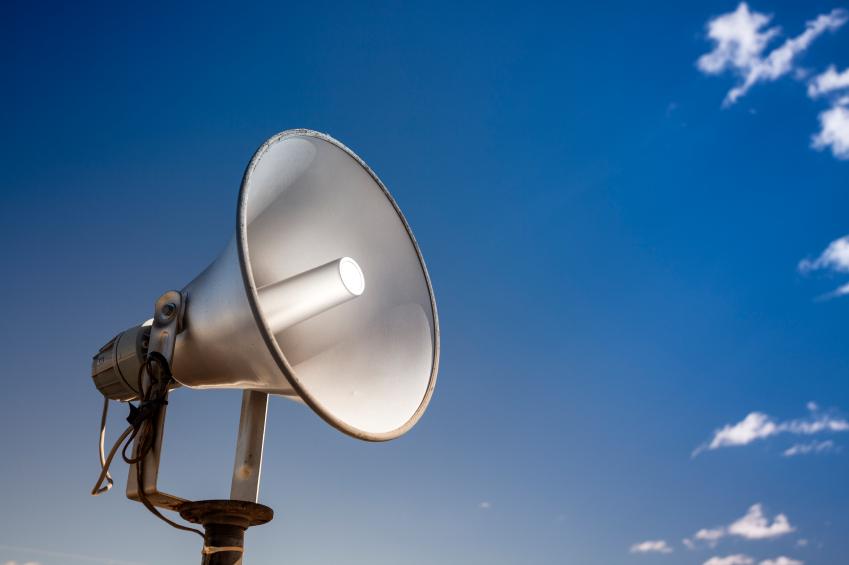 Loudspeaker for social selling
