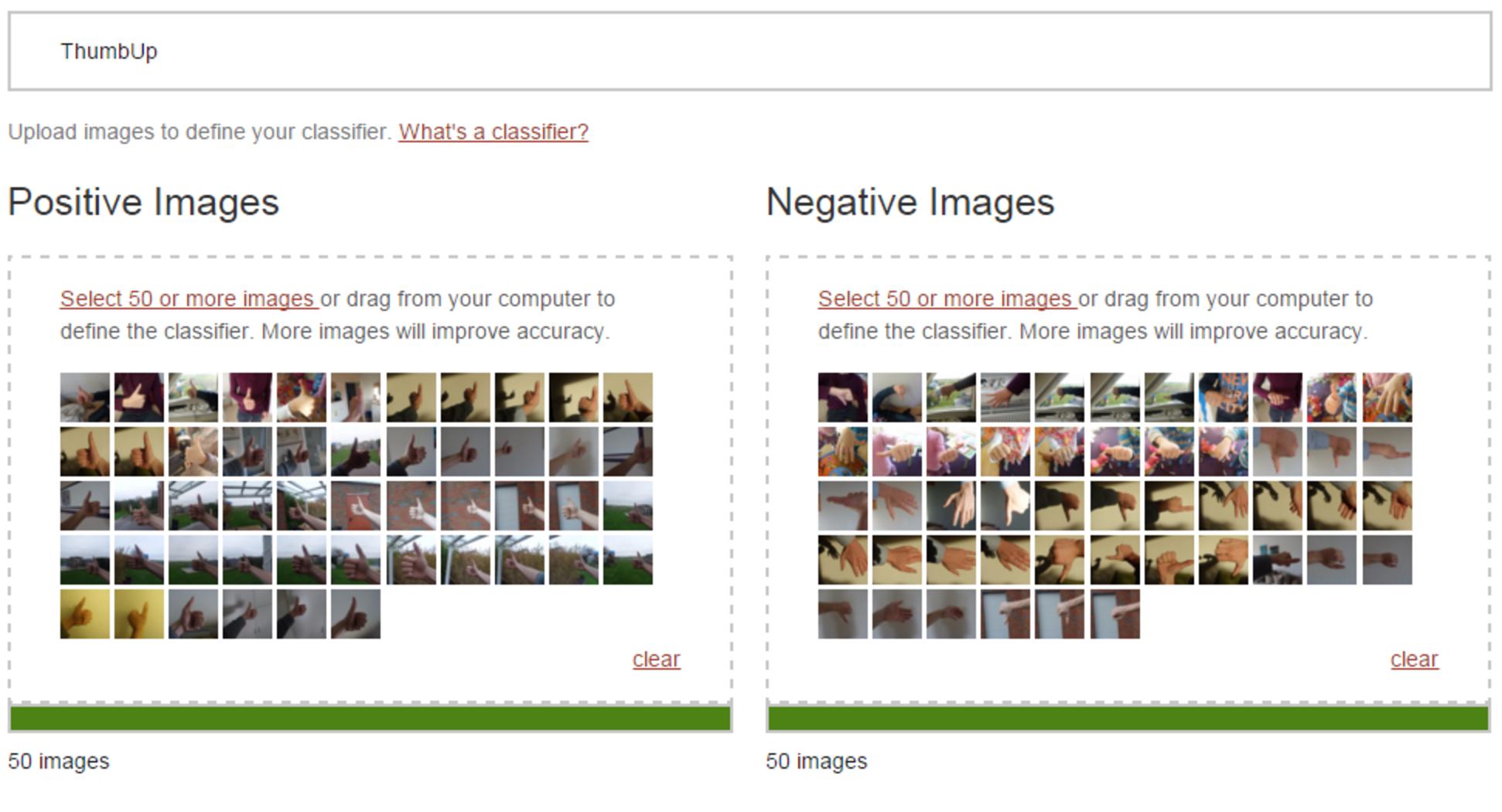 IBM image detection