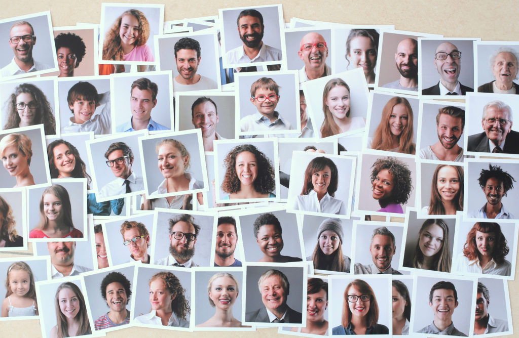 Diversity pictures