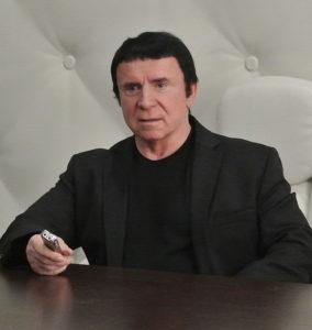 A photo of Anatoly Kashpirovsky