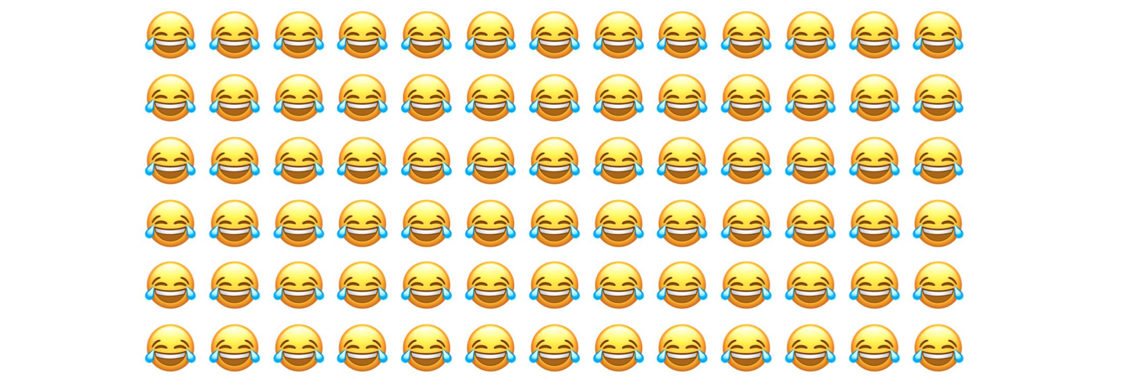 🤓 6 Facts About Emojis Found Using New Analysis 🤓 | Brandwatch